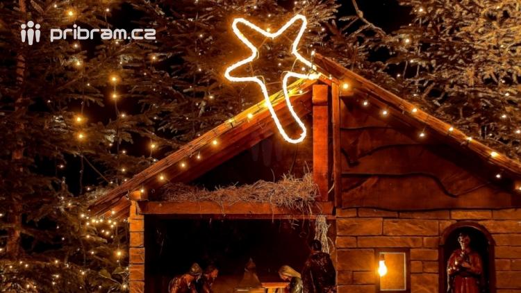 Betlémské světlo dorazí na Svatou Horu těsně před Vánoci