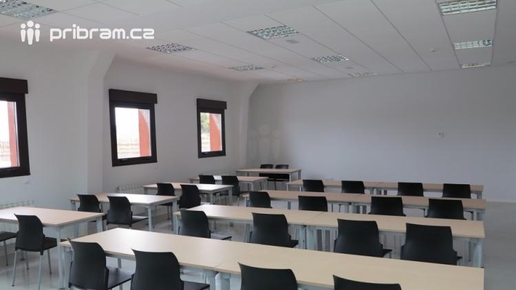 Základní škola v Sedlčanech získá díky přístavbě nové učebny