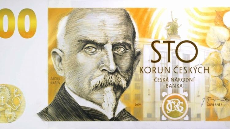 Česká koruna oslaví 100 let v roce 2019