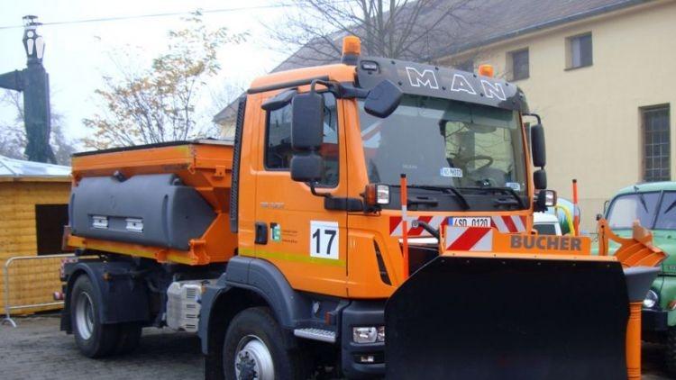 Jsou Technické služby v Příbrami připravené na sněhovou kalamitu? Zeptali jsme se za vás!