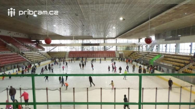 Zimní stadion v Příbrami bude letos poprvé fungovat v nepřetržitém provozu