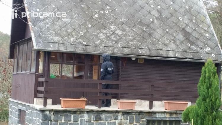 Sedlčanští policisté o víkendu prováděli rozsáhlou akci zaměřenou na kontrolu rekreačních objektů