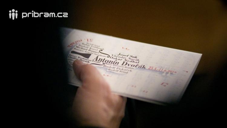 51. ročník Hudebního festivalu Antonína Dvořáka odtajnil program