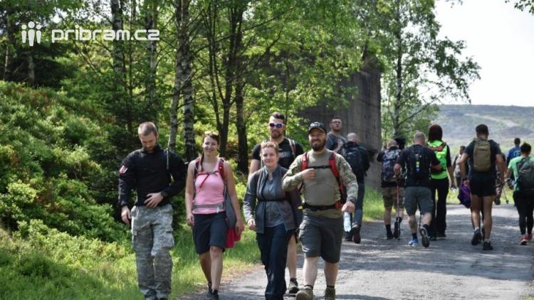 Policisté chystají pochod s charitativní myšlenkou