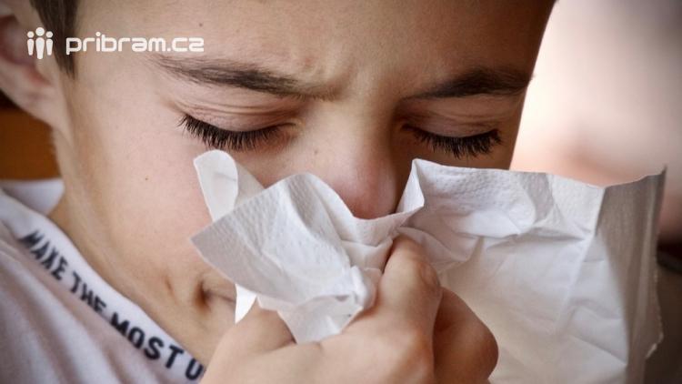 Chřipková epidemie ve středních Čechách skončila, nejvyšší nemocnost zůstává v okrese Příbram