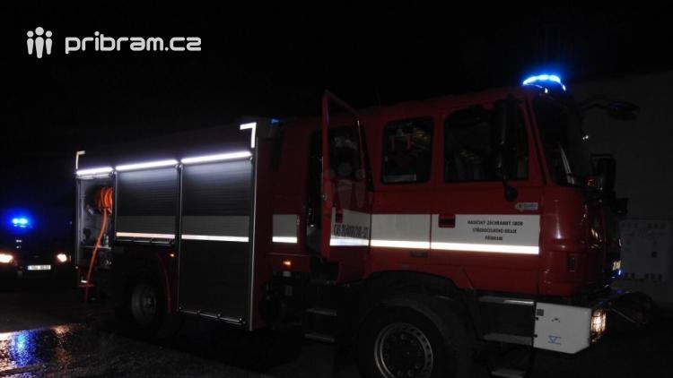Právě teď: Požár kontejneru zlikvidovali v těchto chvílích hasiči u Kauflandu