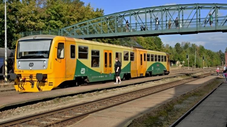 Na železnici v sobotu začne turistická sezona