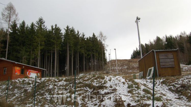 Na Padáku se letos lyžovat nebude