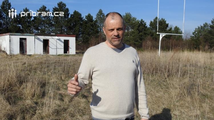 Jiří Holý: Chtěl bych, aby se děti vrátily ven na hřiště