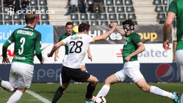 Ze severu Čech se 1.FK vrací bez vstřelené branky