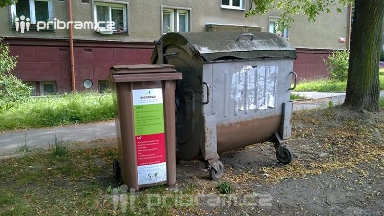 Tento týden byl zahájen svoz bioodpadu