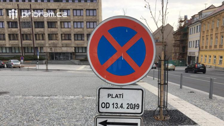 Přejezd české Route 66 omezí dopravu v centru města