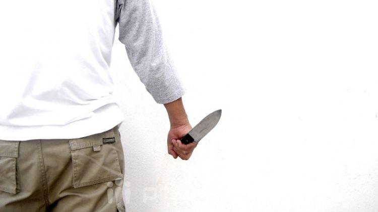 Vyhrožoval ochrance s nožem v ruce
