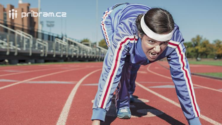 Trénujete? Do příbramského půlmaratonu zbývá zhruba měsíc