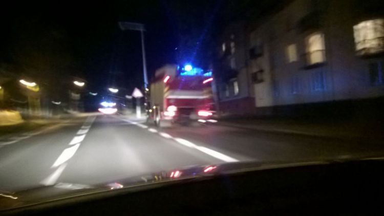 Středočeští hasiči měli kvůli silnému větru osmkrát více výjezdů