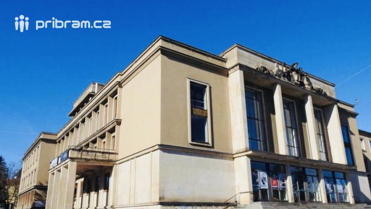 Příbram vybuduje bezbariérový vstup do kulturního domu