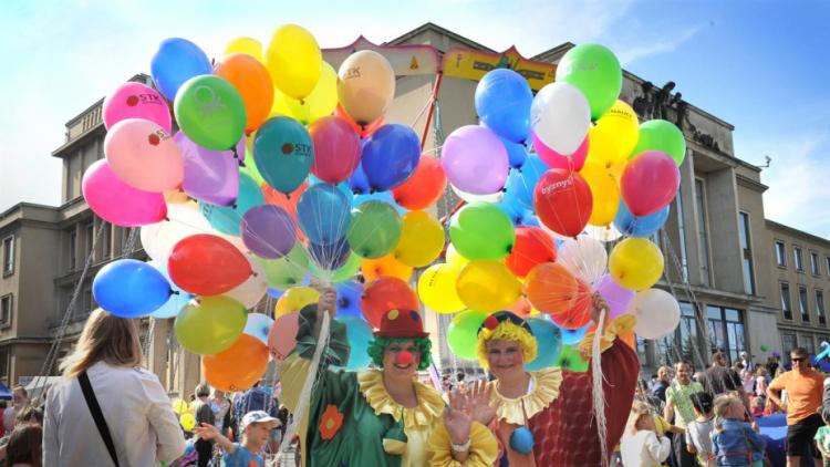 Divadlo patří dětem - nejvíc cool mejdan pro děti v širokém okolí