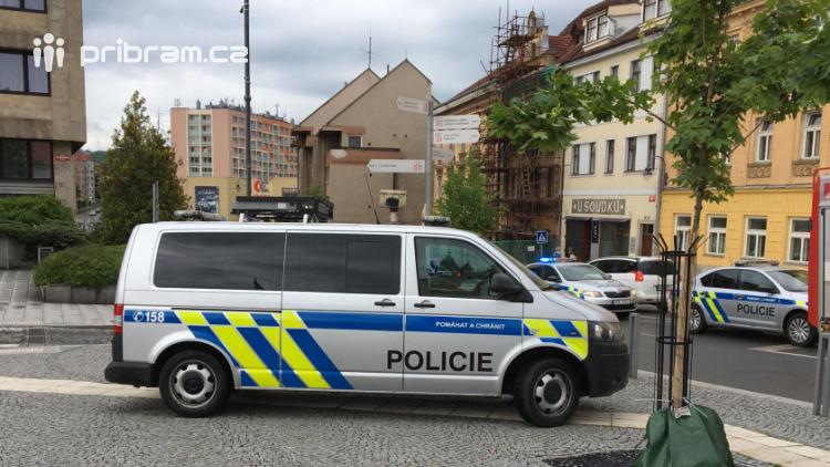Aktuálně: Hromadná nehoda omezila provoz v centru města