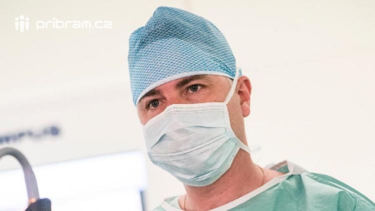 Primář MUDr. Pavel Hanek: Urologie si našla mě, jsem za to ale nesmírně rád