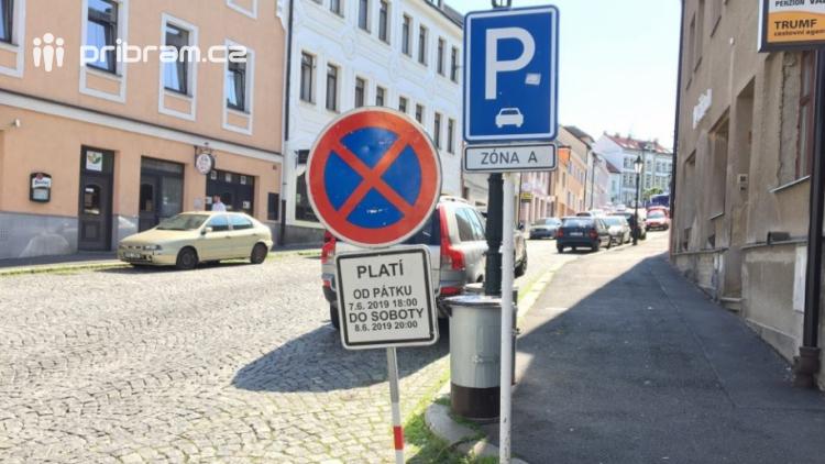 Svatohorský Downtown omezí v sobotu dopravu v centru města
