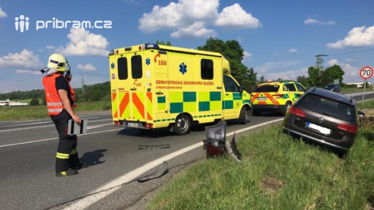 Aktuálně: Dopravní nehoda značně omezuje provoz na Evropské