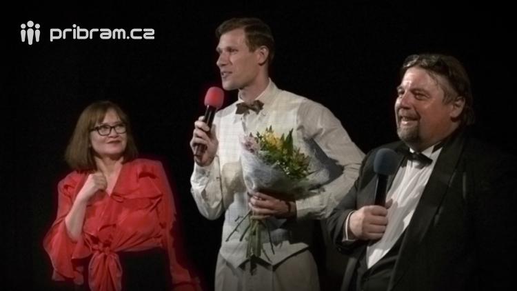 Nejoblíbenější příbramskou herečkou je Anna Fixová, mezi herci se prosadil Jiří Vojta