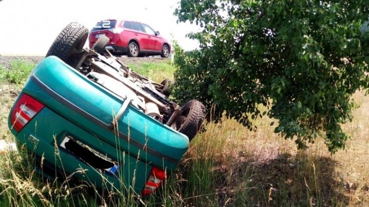 U obce Kardavec došlo v tuto chvíli k autonehodě se zraněním