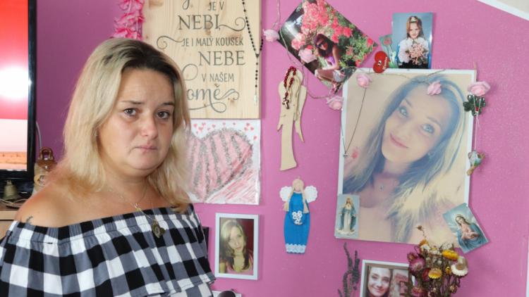 Rodina usmrcené dívky z Orlické přehrady ani po třech letech nemá klid