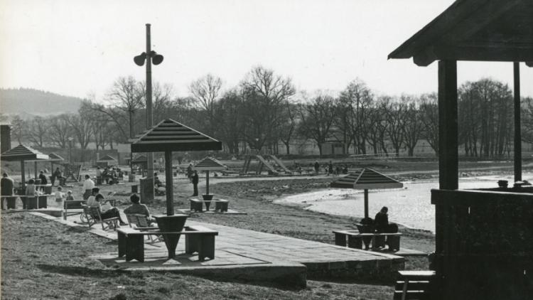Znáte historii Nového rybníka: Na jeho vybudování se nedobrovolně podíleli provinilci i nevěrné ženy