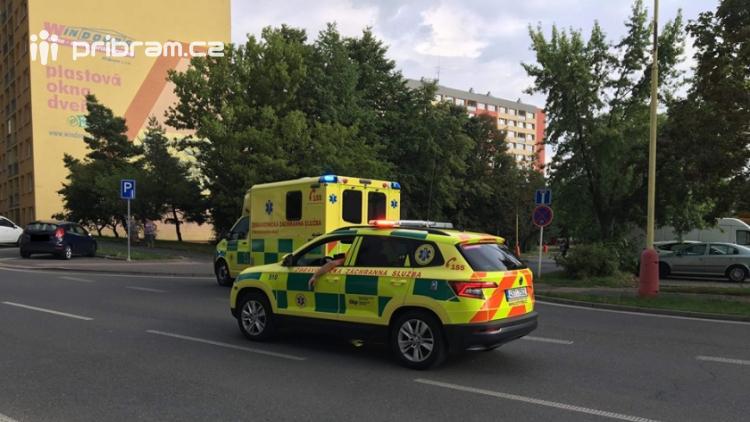 Policisté hledají svědky pondělní dopravní nehody, při které došlo ke zranění dítěte