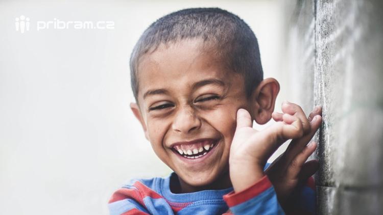 Kamýk nad Vltavou poslal kola gambijským dětem