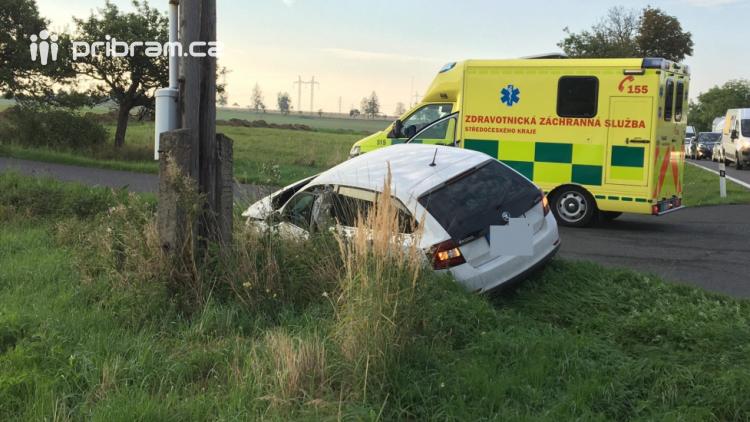 Dvě dopravní nehody komplikují provoz na Strakonické