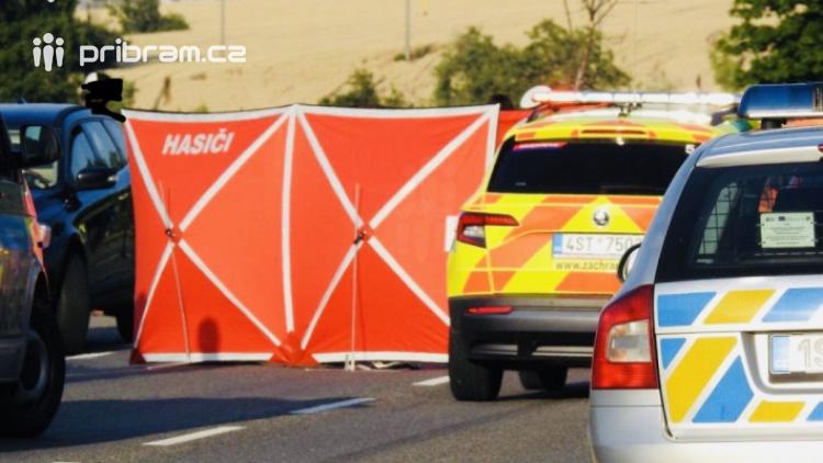 Smutná statistika: Od začátku roku zemřelo při dopravních nehodách na Příbramsku sedm osob