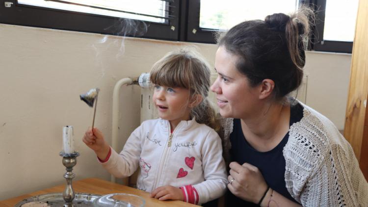 Zakladatelka Spolku Děti a Rodiče usiluje o založení Montessori školy