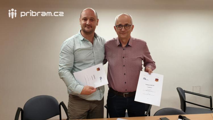 Vedení příbramské věznice přivítalo kolegy z Polska
