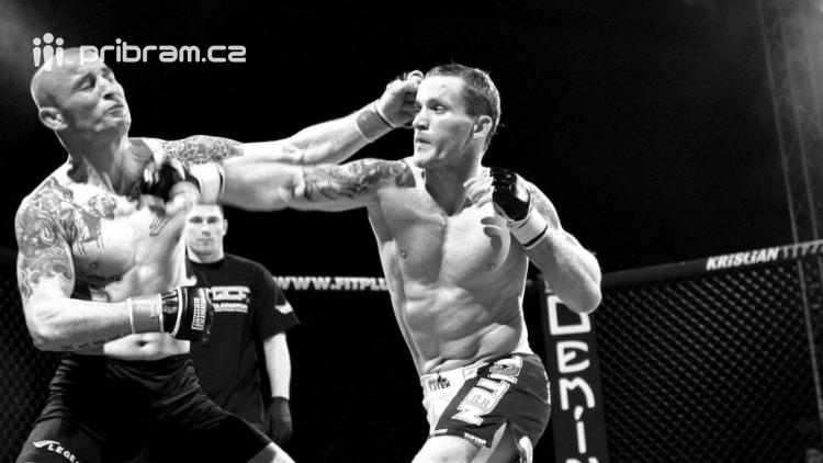 Bojovníci MMA míří do Příbrami!