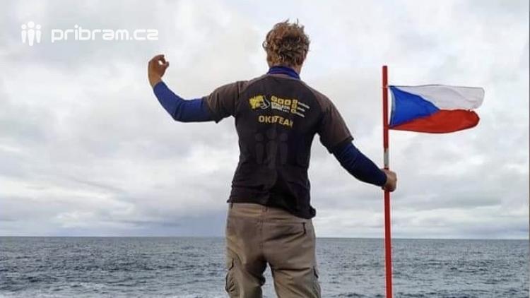 Došel pěšky z Čech do Norska. 4500 kilometrů jen s batohem na zádech