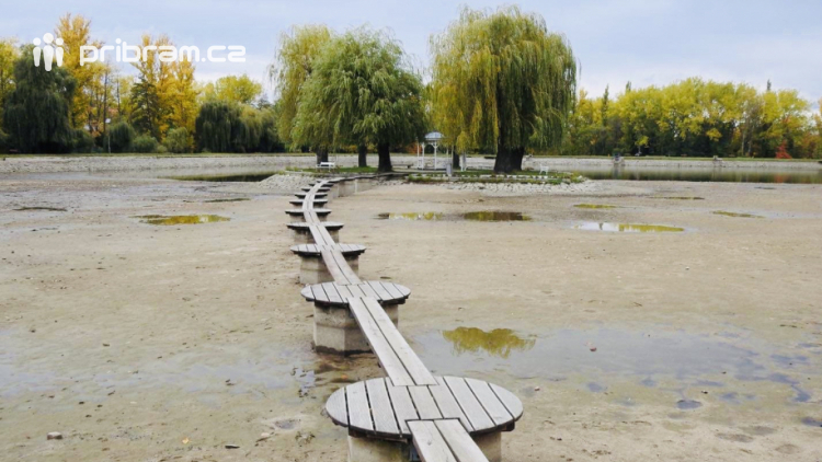 Novinky z Nováku: Širší lávka, parkurové hřiště a lanové centrum