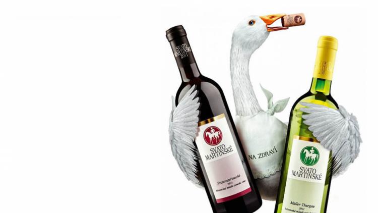 Na Svatomartinském víně si letos pochutnáte výjimečně dříve