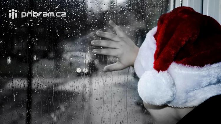 Spíš na blátě než na sněhu. O Vánocích se teploty přes den udrží nad nulou