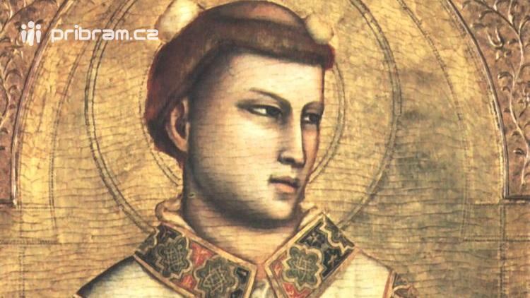 Druhý svátek vánoční připomíná svatého Štěpána, prvního křesťanského mučedníka