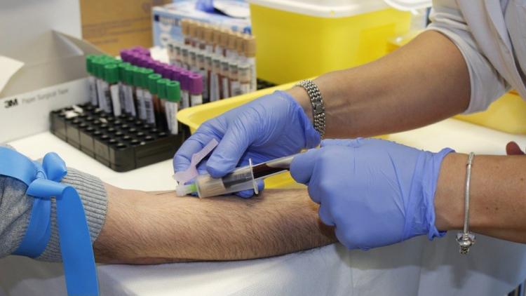 Nejvíce testů na infekční nemoci provedla Magdalena  v Příbrami