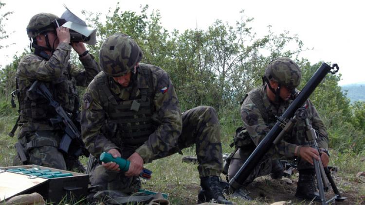 Vojáci obnoví střelbu z minometů v bývalém újezdu v Brdech