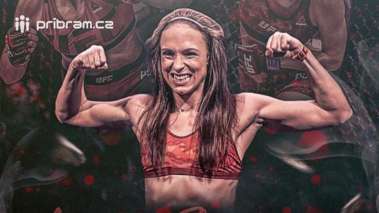Lucie Pudilová má před sebou zápas proti Američance Justine Kish. Aby se udržela v UFC, musí soupeřku porazit