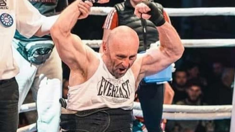 Paraboxer Tomáš Mošnička: Je to box, není to žádný balet