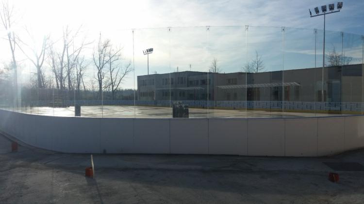 Dobříši byla zkrácena dotace na rekonstrukci zimního stadionu. Město  přišlo o čtyři miliony