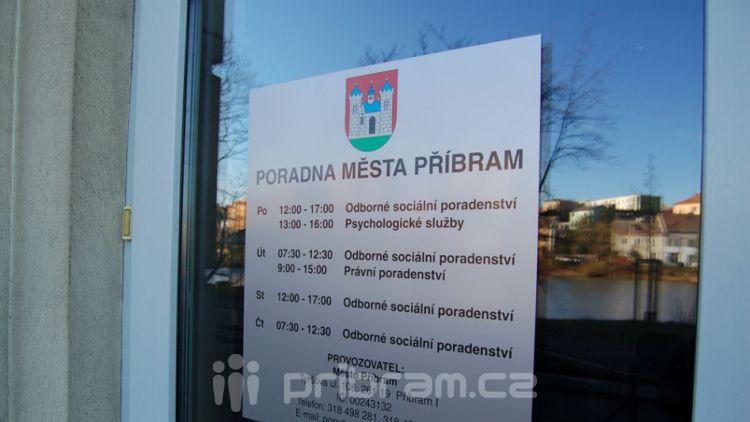 Poradna města Příbram hledá nového sociálního pracovníka