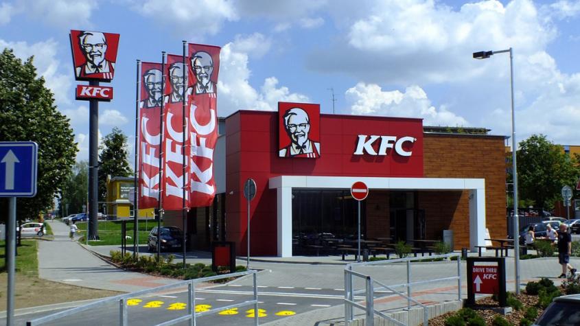 Známe situační plán stavby fast foodu KFC v Příbrami, na konci roku by mělo dojít k jeho otevření