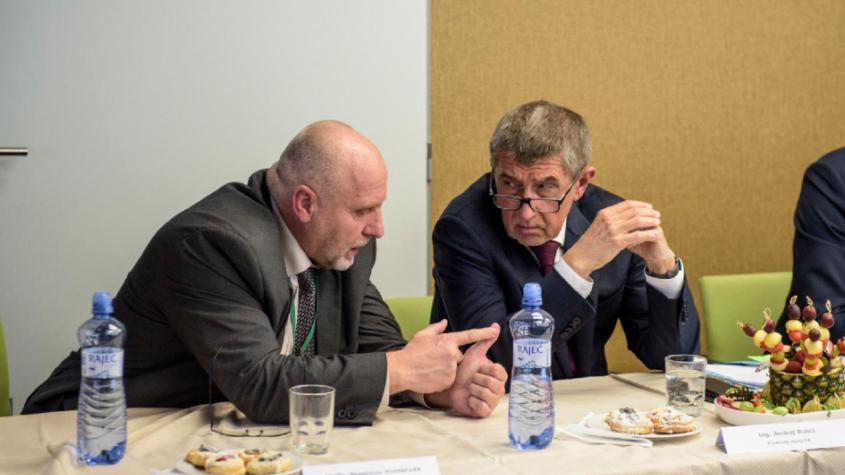 Holobrada: Chceme směnu budov, aby centrum pro integraci cizinců nebylo v nemocnici