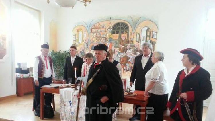 Sobotní odpoledne patřilo v Příbrami tradicím a staročeským zvykům